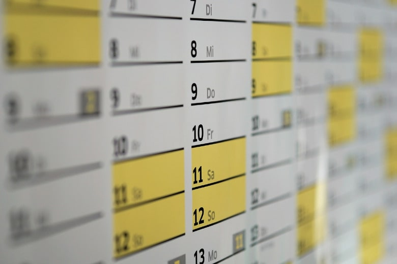 税理士試験の日程、受験資格、試験科目