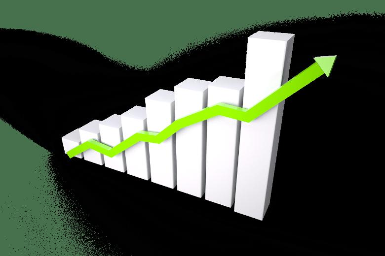 税理士登録者数と、他士業との比較