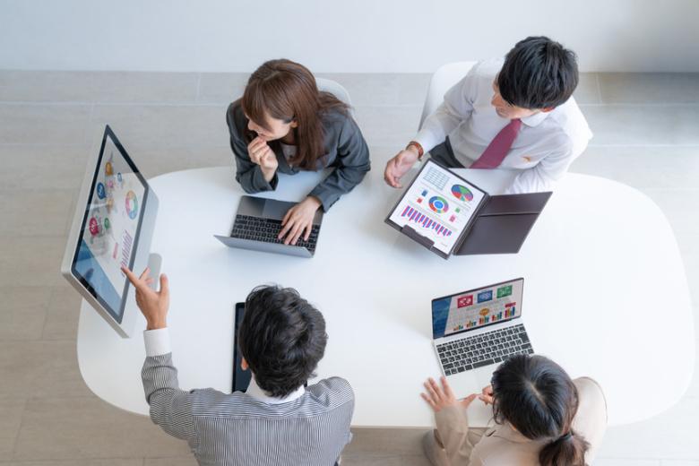 【クラウド会計ソフト】中小企業向けシェア上位ソフトを徹底比較