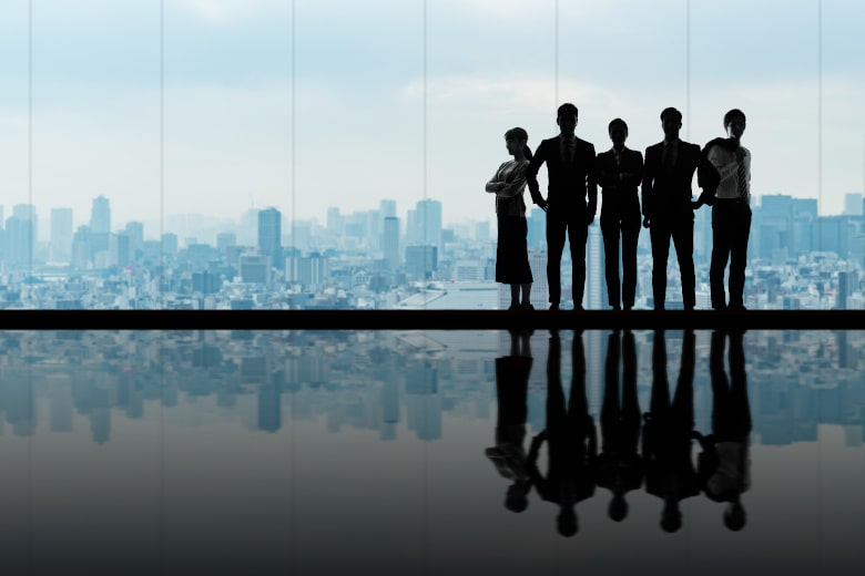 【税理士事務所】中堅事務所(40名~100名)、大規模事務所(100名超)の特徴や就職などについて